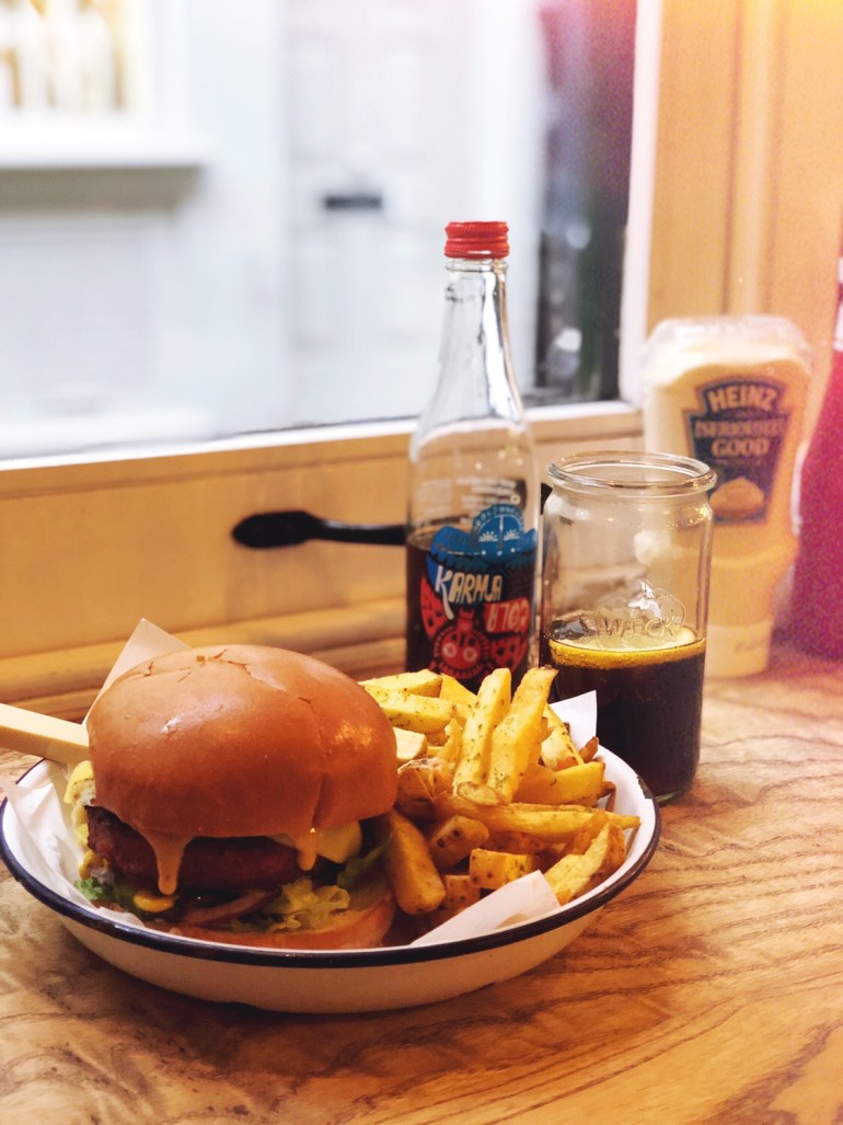 honest burger london