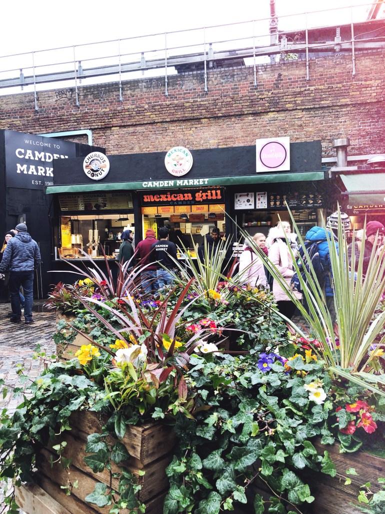 camden market london