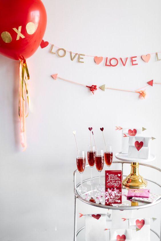 saint valentin célibataire