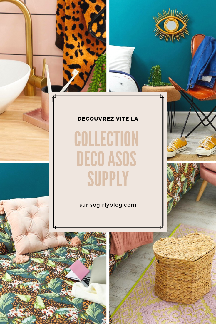 collection deco asos supply