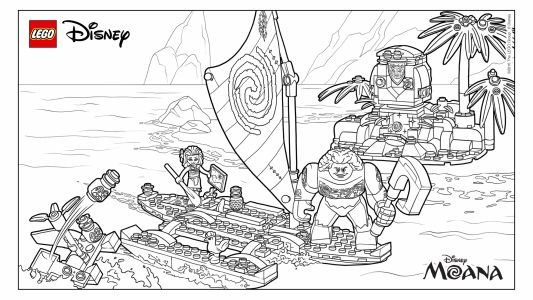 Doodle41150MoanaMoanas Ocean Adventure