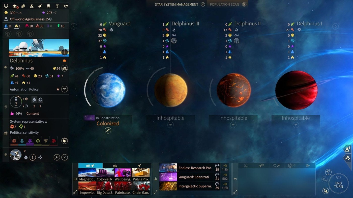 Endless Space 2 Celestial Worlds-CODEX PC Direct Download