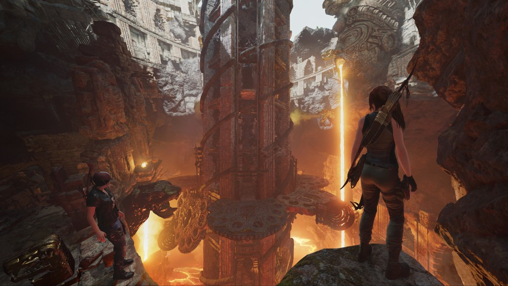 Shadow Of The Tomb Raider-CODEX PC Direct Download [ Crack ]