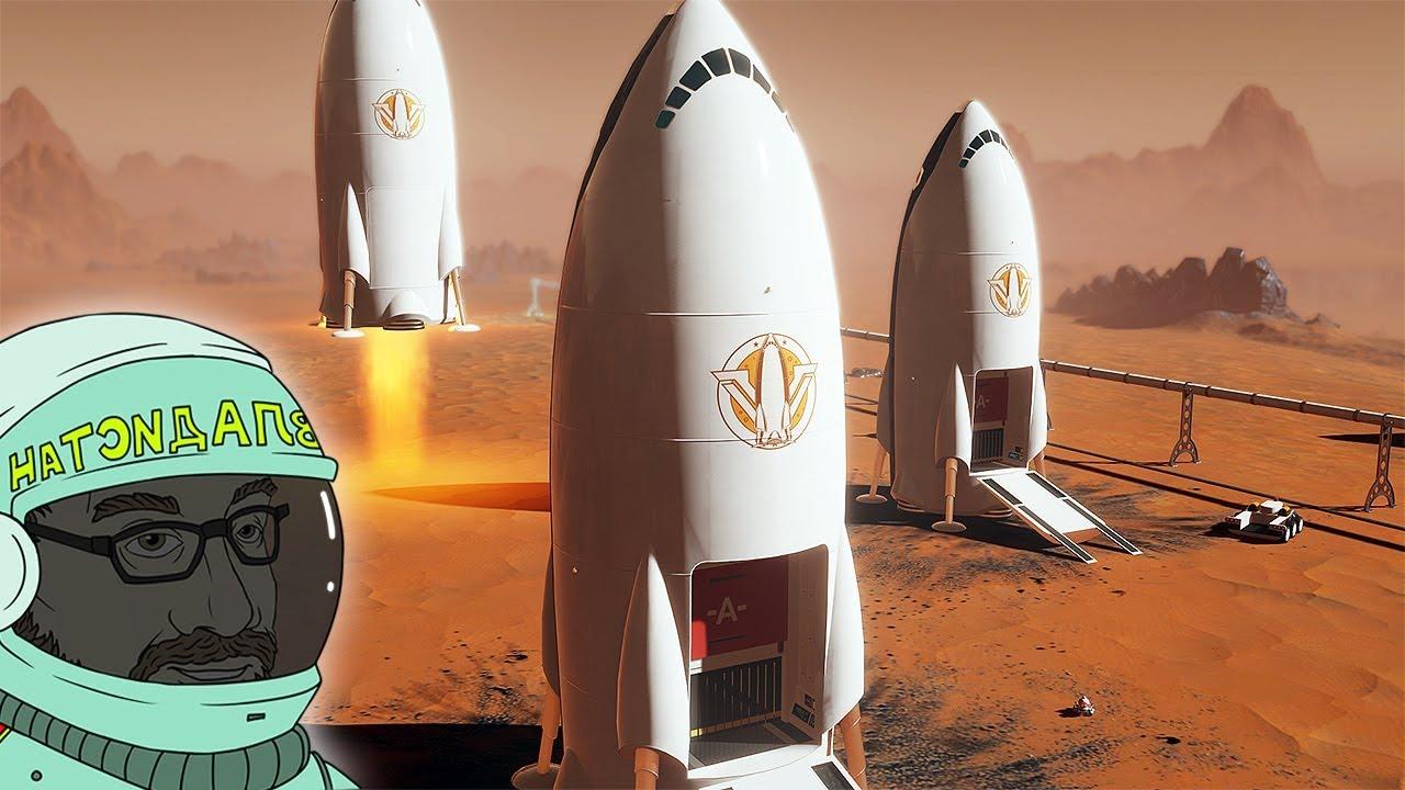 Surviving Mars Space Race-CODEX PC Direct Download