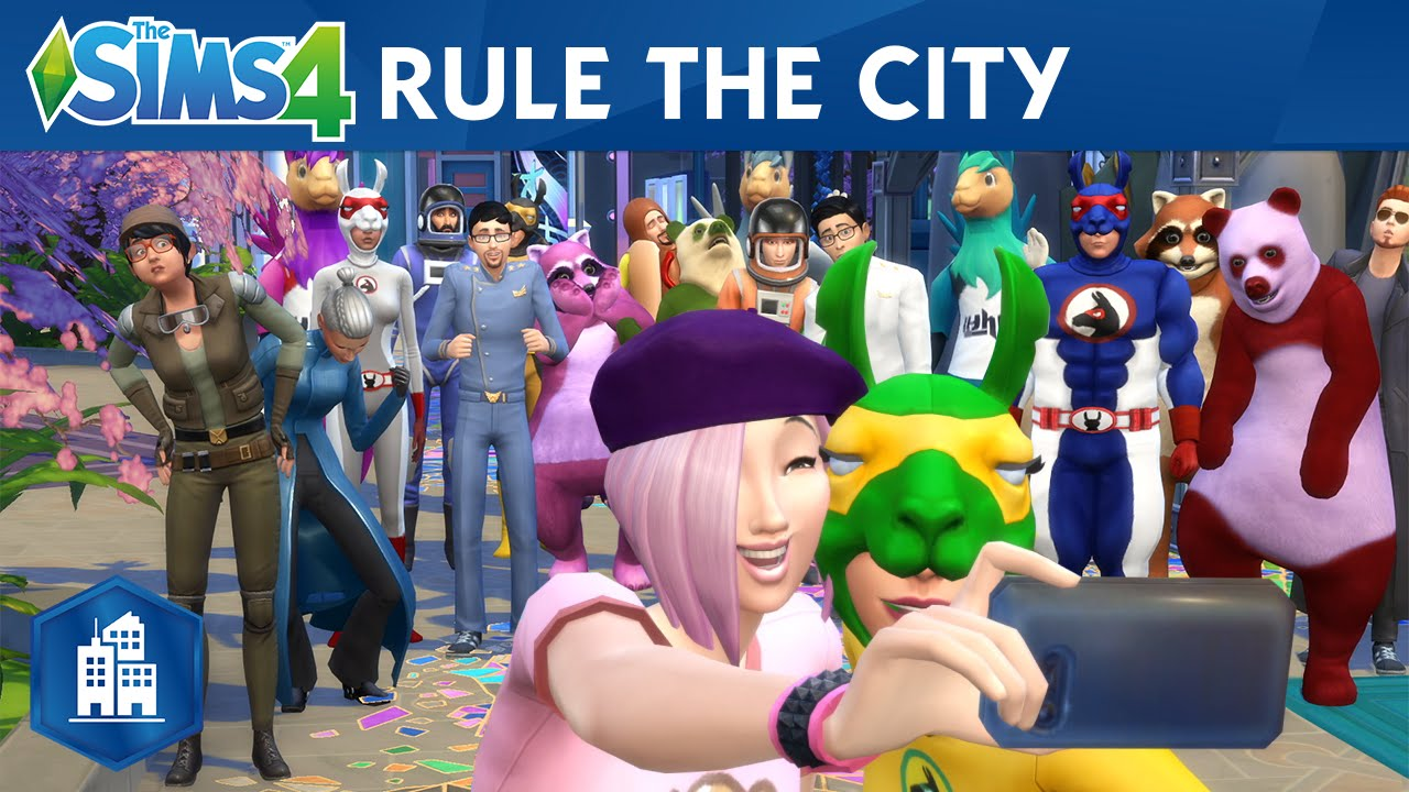 The Sims 4 Get Famous-CODEX PC Direct Download