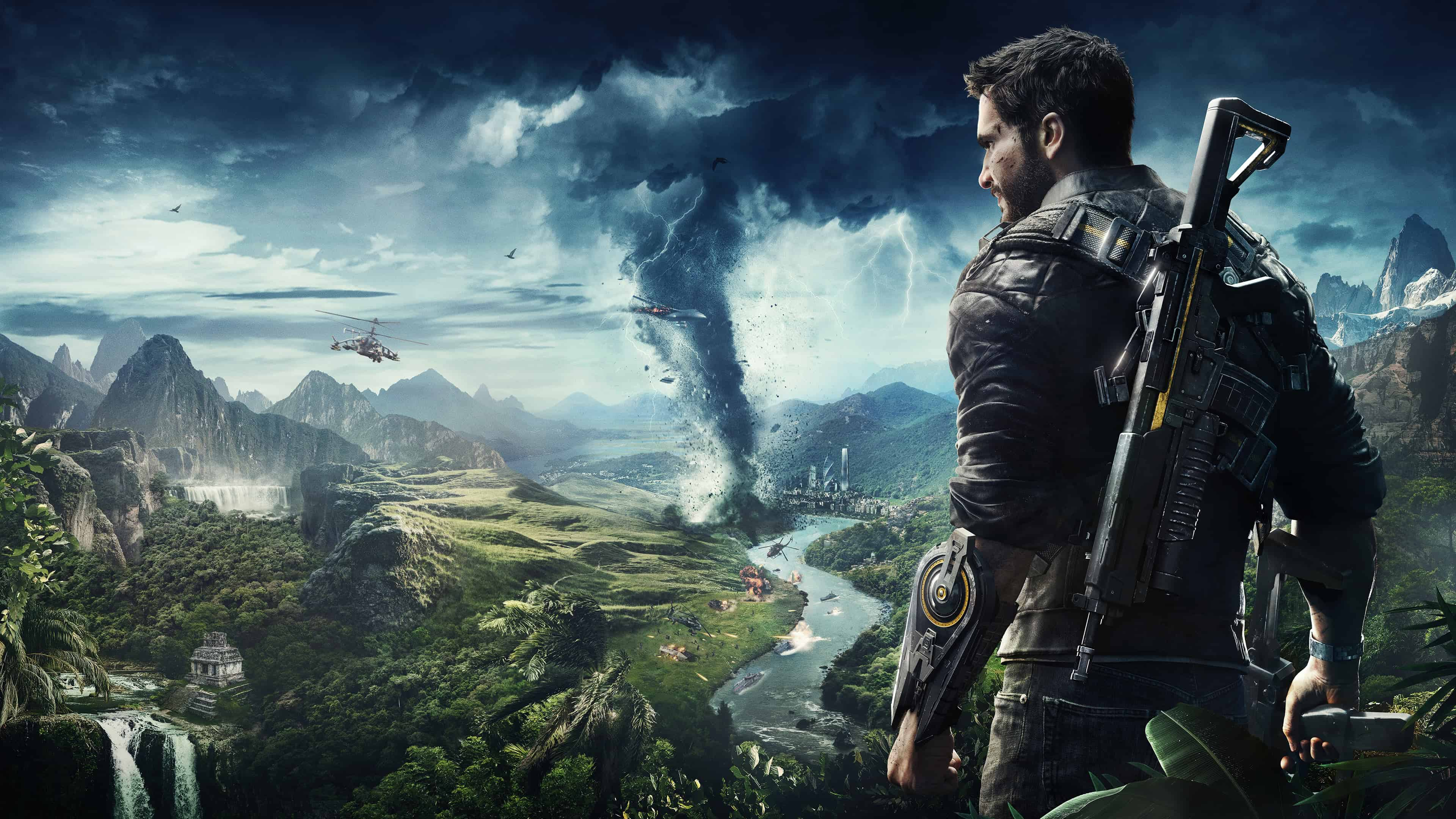 Just Cause 4 Gold Edition-FULL UNLOCKED PC Direct Download