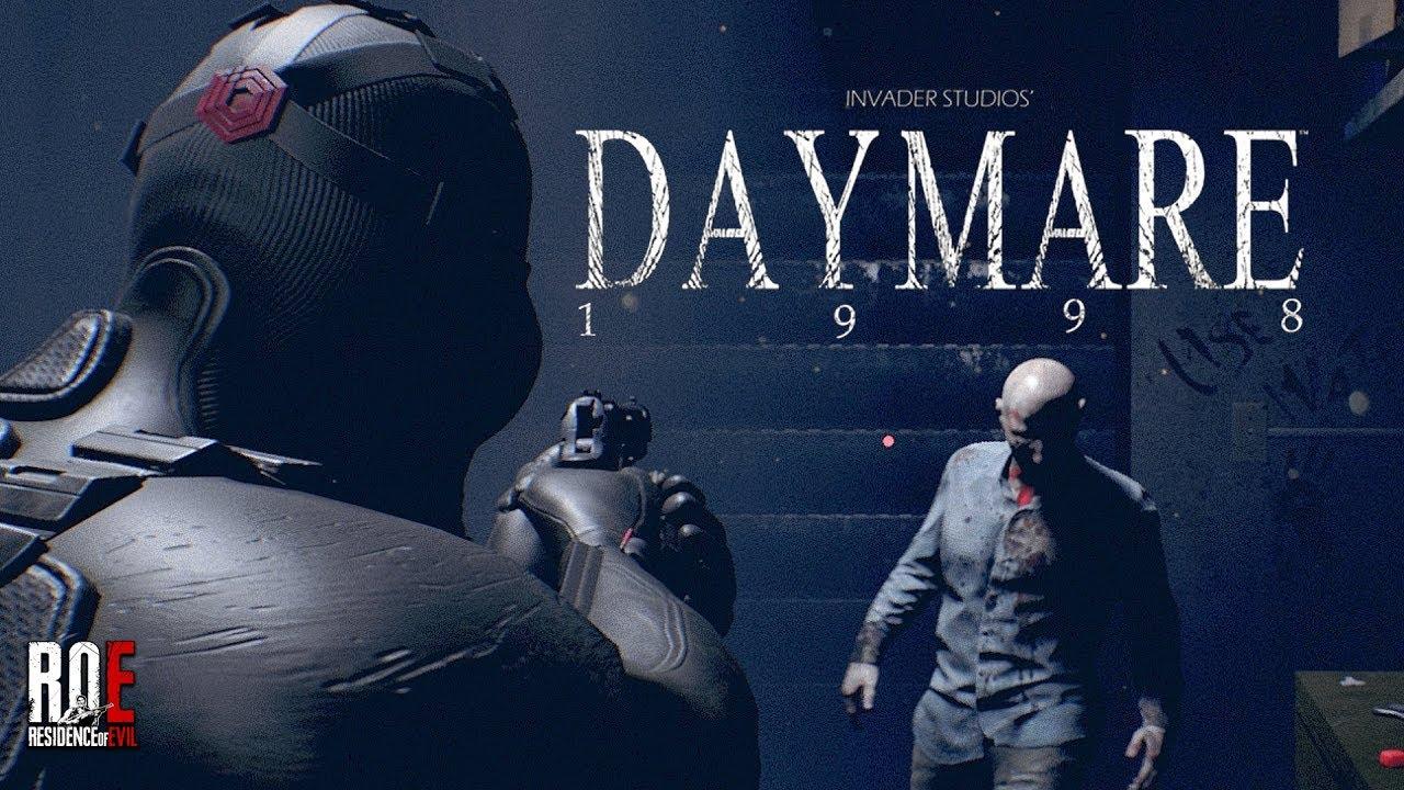 Daymare 1998 HADES Dead End-HOODLUM PC Direct Download [ Crack ]