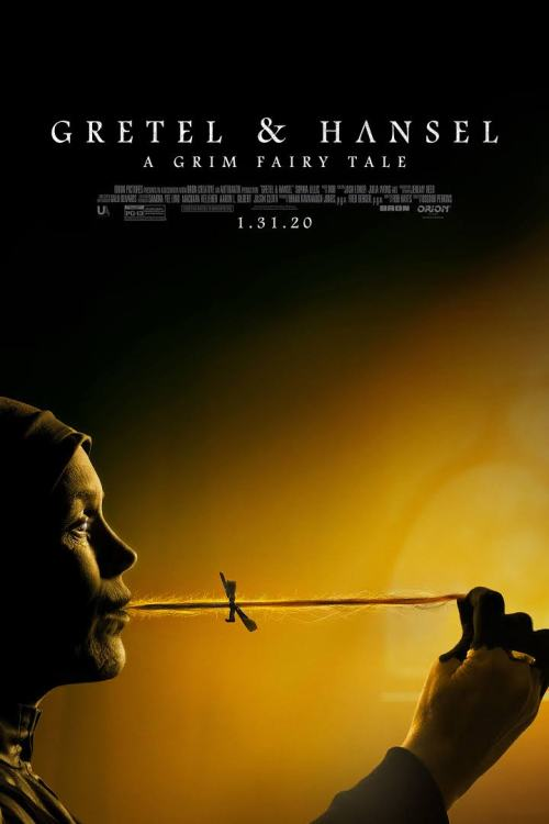 Watch Gretel And Hansel (2020) Movie Full HD [ Download ]