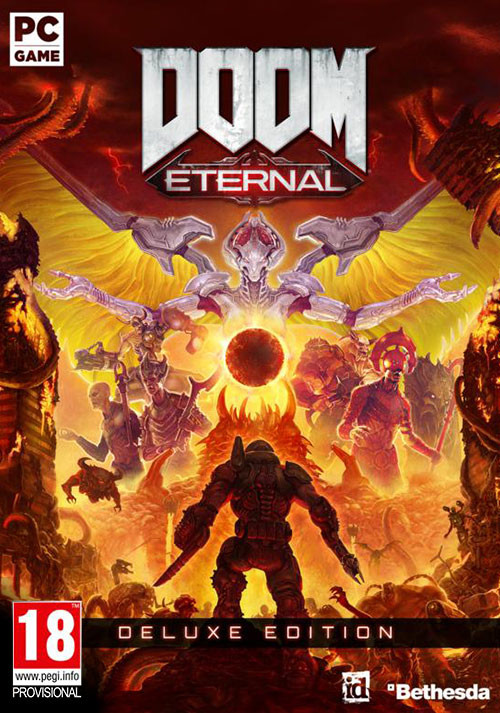 DOOM Eternal-DRMFREE PC Direct Download [ Crack ]