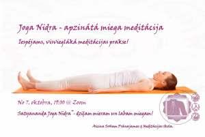 Nidra joga