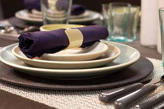 Old Fashioned Sabre napkin Ring