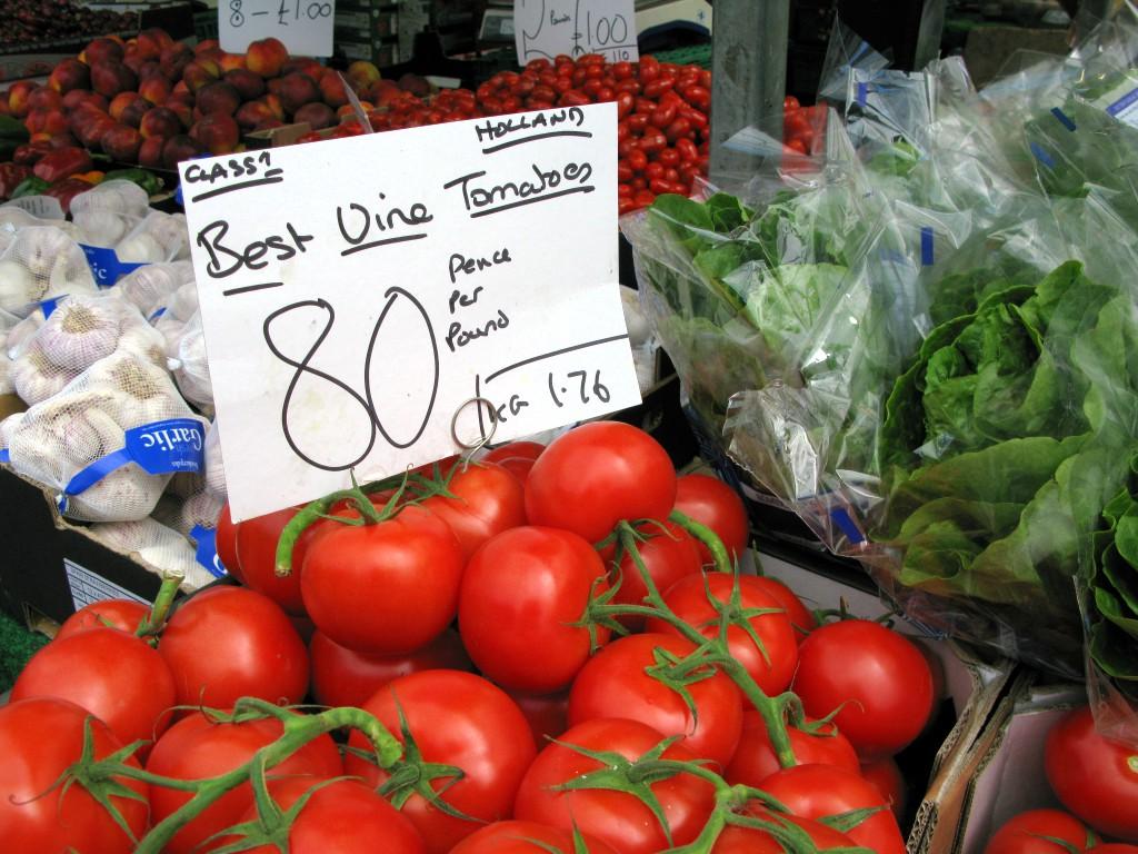 Market Maths Pounds Kilograms And Proportion