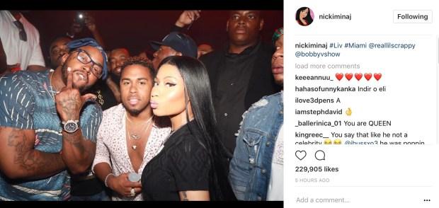 Screen Shot 2017 05 29 at 10.29.25 AM - Baby Reunite & Nicki Minaj , Lil Wayne's Cash Money Woes Lessening?
