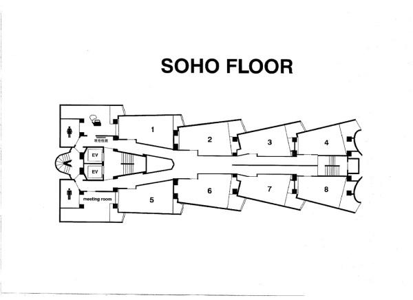 GUNKAN SOHO 図面