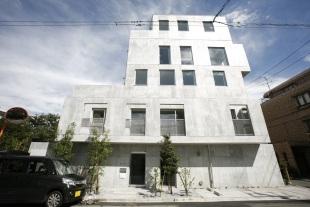 【募集終了】塊感が美しい二子玉川のデザイナーズマンション。