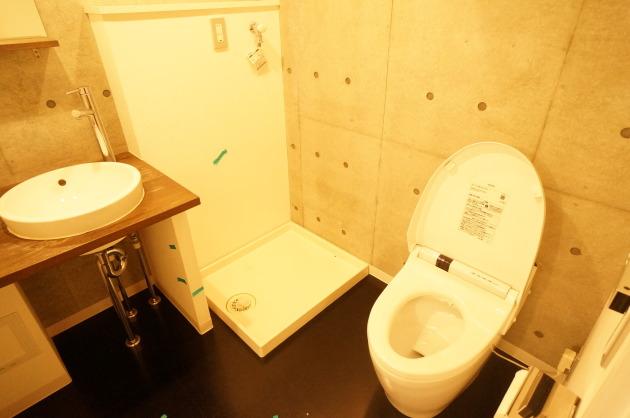 サークル南麻布T02号室トイレ|SOHO東京
