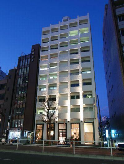 第2スカイビル外観|SOHO東京