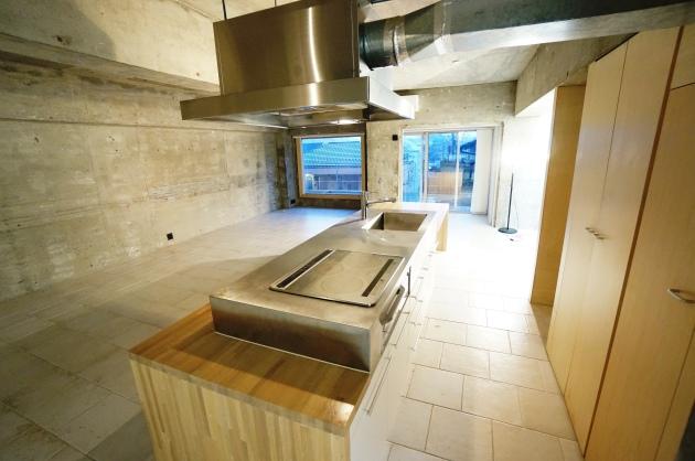 ヴィラヴィスタ102号室キッチン|SOHO東京