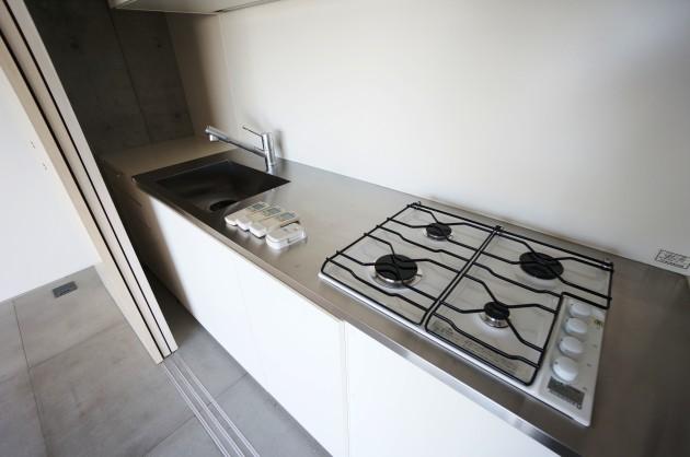 クラールハイト三宿305号室キッチン|SOHO東京