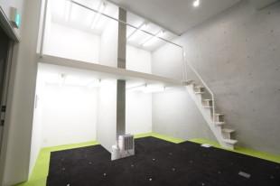 【募集終了】麻布十番。希少な天井高4mの個性的空間。