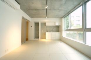 【募集終了】六本木駅6分の新築。利便性、豊かな環境、建築家のデザイン。