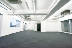 広尾6分、シンプル&スタイリッシュなデザインオフィス