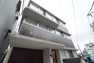 【募集終了】目黒区三田。明るく爽やかな角部屋SOHO。