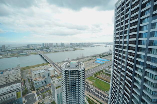 勝どき、超高層階からの眺望と充実設備を堪能する