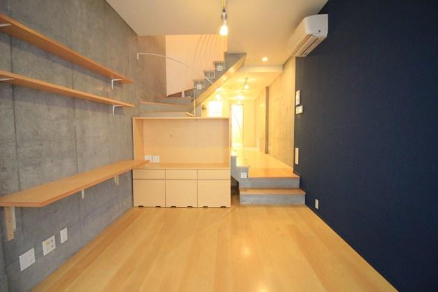 yoyogihouse-3-B1-livingroom-02-sohotokyo