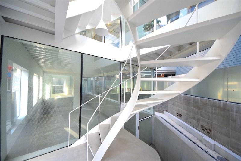 【募集終了】代官山駅近。透き通るような新築デザインオフィス。