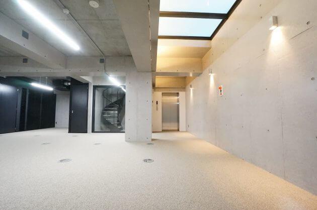 【募集終了】渋谷の新築一棟ビル。静寂の中に堅牢さを備えて。