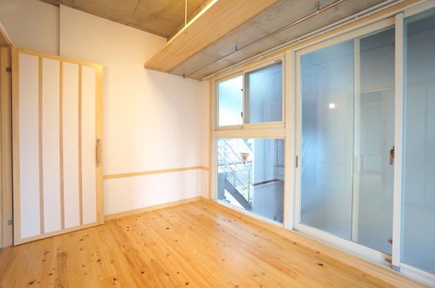 【募集終了】新宿を見渡す、檜と光に包み込まれるSOHO