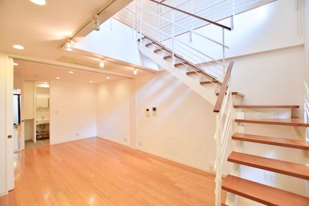 【募集終了】神泉 好立地の地階メゾネットで、路面店のようなオフィスを。