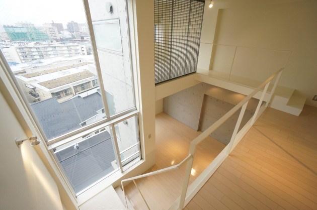 目黒駅、内装外装共にスタイリッシュなコンパクトSOHO