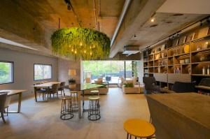 田町、GREEN&HOTELをテーマにしたリノベオフィス<p>[港区/22万~/24㎡~]