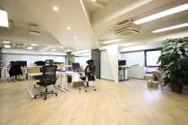 神楽坂1分。希少性の高い大規模デザインオフィスを居抜きで。
