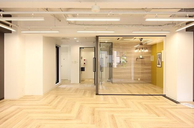 【募集終了】秋葉原、開放感溢れるコンパクトオフィス