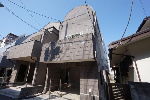 渋谷駅徒歩圏。奥渋エリアの戸建てSOHO。