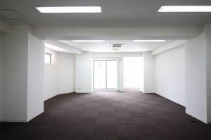 赤坂。採光・眺望豊かなクリーンなオフィス。<p>[港区/34万/56㎡]