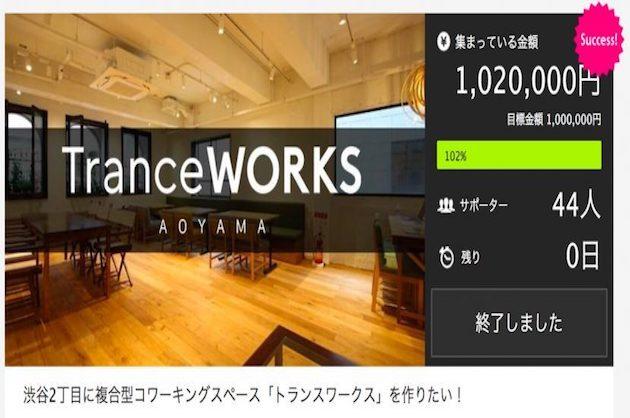 【祝プロジェクト達成!!!】クラウドファンディングMakuakeで「トランスワークス」のプロジェクトを達成しました!