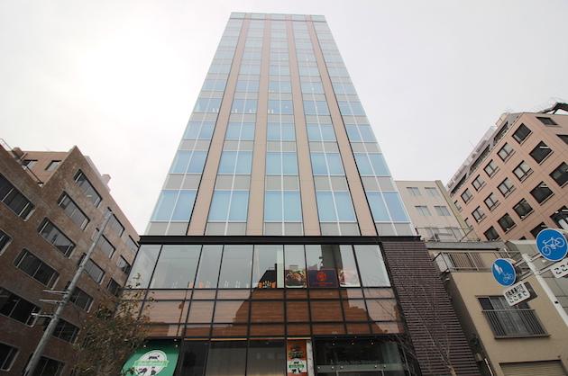 虎ノ門。多彩なニーズに応える新築オフィス。