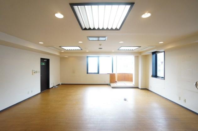 【募集終了】目黒、山手通りの最上階オフィス。