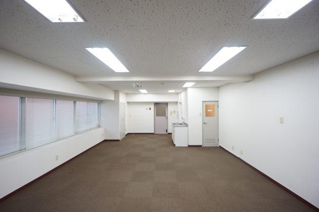 【募集終了】中目黒。採光豊かなヴィンテージオフィス。
