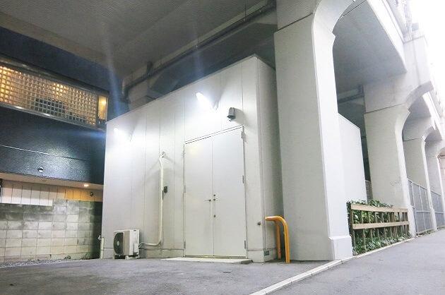 中目黒高架下、スペースの活用を工夫して<p>[目黒区/46万/47㎡]