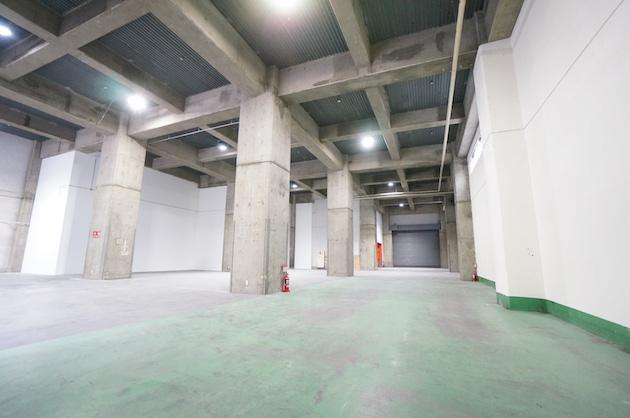 品川エリア。駅徒歩圏内の倉庫リノベ。大空間を思いのままに。