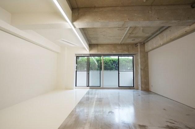 【募集終了】原宿・北参道エリア、シンプルデザインのリノベオフィス