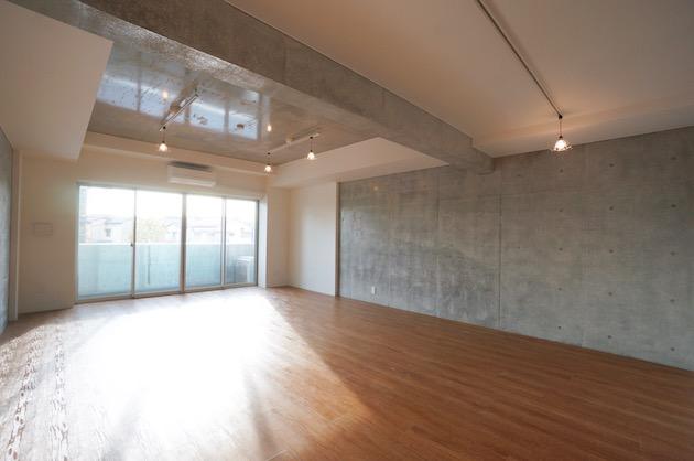 【募集終了】新宿区、洗練されたワンルームのデザイナーズSOHO