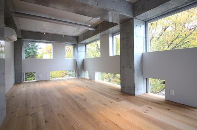 【募集終了】代々木上原。木漏れ日のさす新築デザイナーズ。