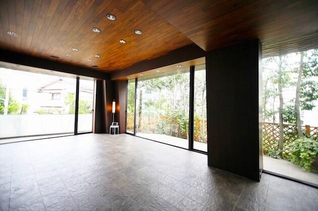 【募集終了】代々木エリア。木々に囲まれたデザイナーズ戸建。