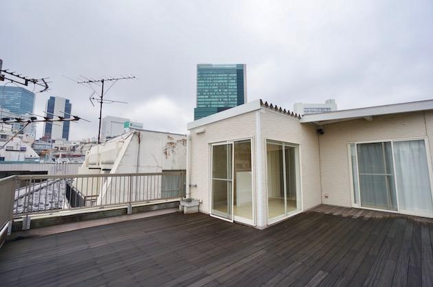 【募集終了】渋谷、立地とゆとりの空間に優れたメゾネットSOHO